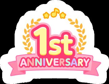 バンドリ ガールズバンドパーティ ガルパ1周年記念サイト